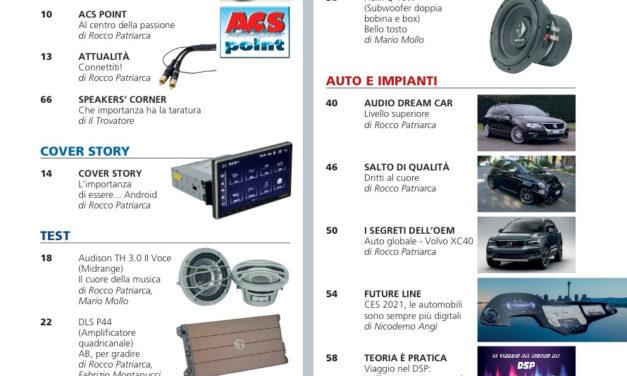 Sommario ACS 232